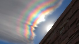 The Unusual Shape Of The Clouds Pics#2