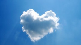 The Unusual Shape Of The Clouds Wallpaper#3