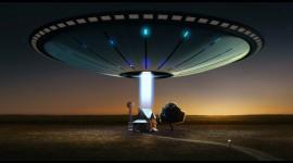 UFOs Wallpaper