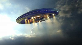 UFOs Wallpaper For PC