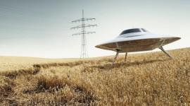 UFOs Wallpaper HQ