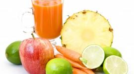 Vegetable Juices Desktop Wallpaper