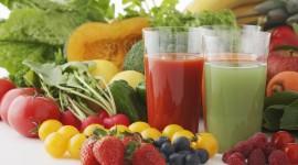 Vegetable Juices Wallpaper Free
