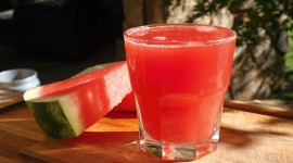 Watermelon Juice Photo