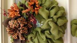 Wreaths Desktop Wallpaper