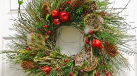 Wreaths Desktop Wallpaper HD