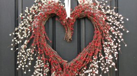 Wreaths Wallpaper For IPhone