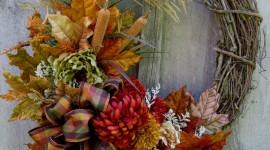 Wreaths Wallpaper For Mobile
