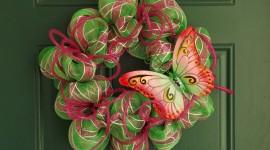 Wreaths Wallpaper Free