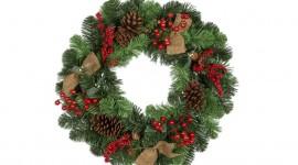 Wreaths Wallpaper Full HD