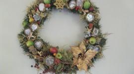 Wreaths Wallpaper HQ