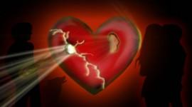 4K Broken Heart Desktop Wallpaper For PC