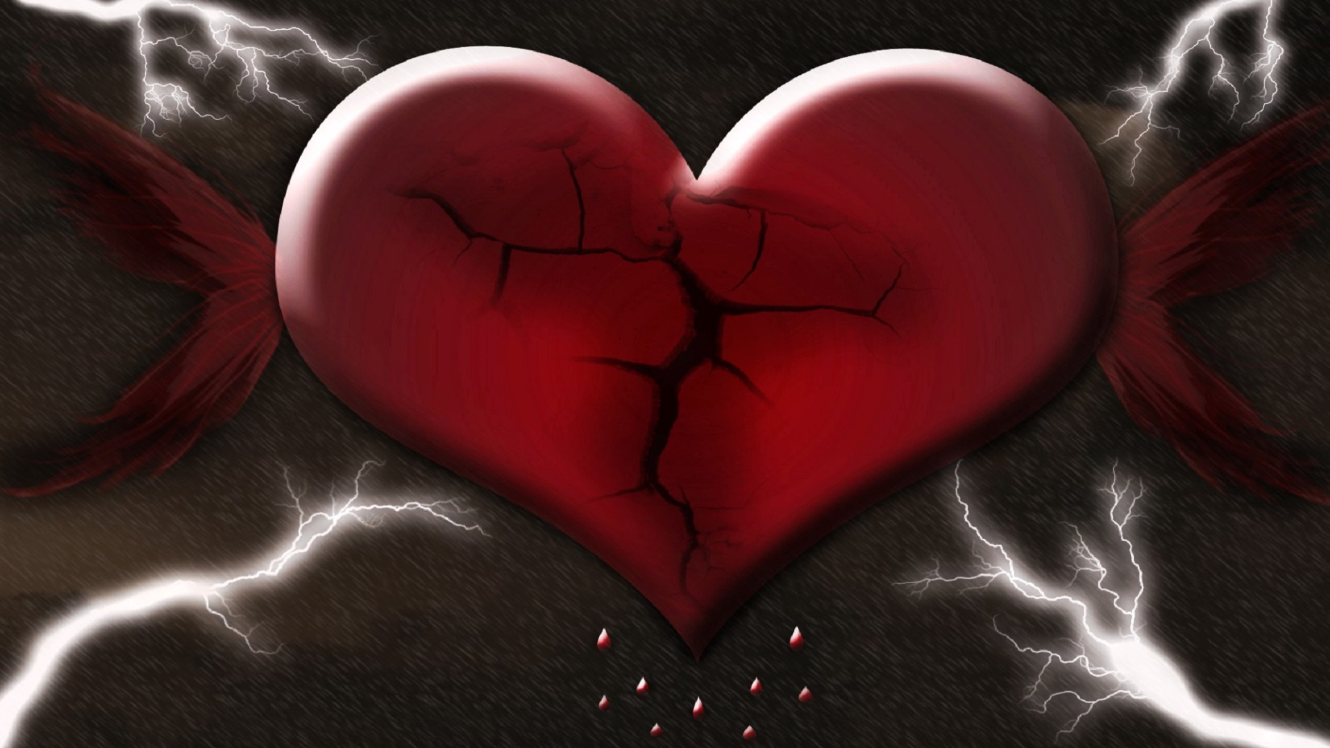4k Broken Heart Wallpapers High Quality Download Free
