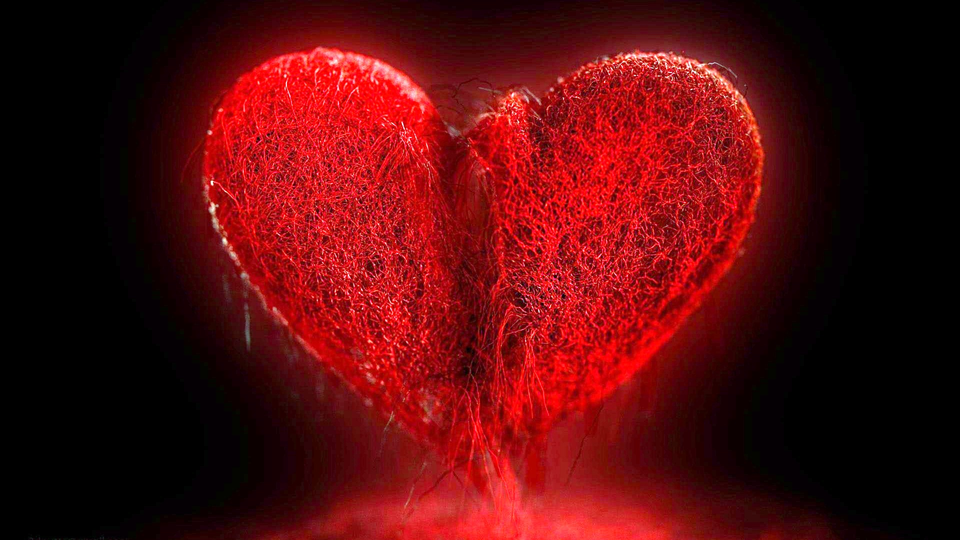 4K Broken Heart Wallpapers High Quality