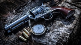 4K Bullet Photo