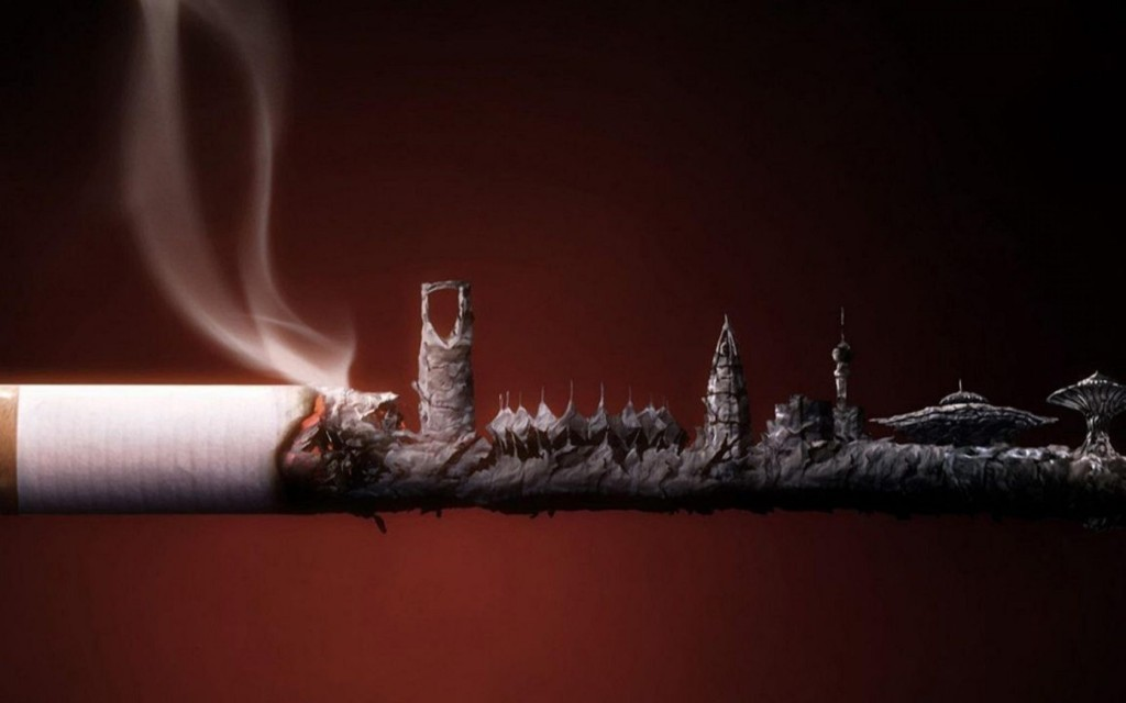 4K Cigarette Smoke wallpapers HD