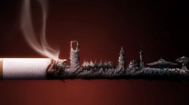 4K Cigarette Smoke Best Wallpaper