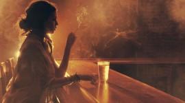 4K Cigarette Smoke Desktop Wallpaper HD