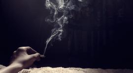 4K Cigarette Smoke Wallpaper For PC
