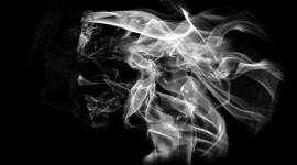 4K Cigarette Smoke Wallpaper HQ
