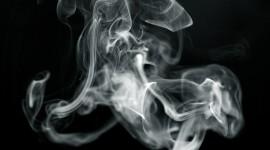 4K Cigarette Smoke Wallpaper HQ#1