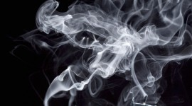 4K Cigarette Smoke Wallpaper HQ#4