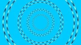 4K Circles Best Wallpaper