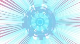 4K Circles Desktop Wallpaper