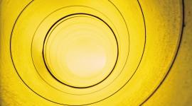 4K Circles Desktop Wallpaper HD