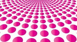 4K Circles Wallpaper For PC