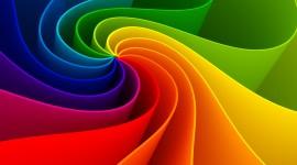 4K Rainbow Photo Free