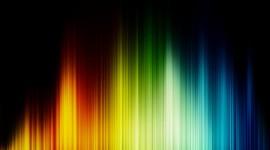 4K Rainbow Wallpaper