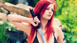4K Redhead Photo#3