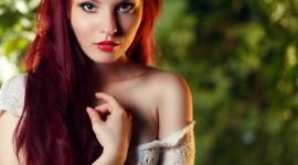 4K Redhead Wallpaper For Desktop