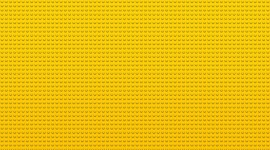 4K Yellow Desktop Wallpaper