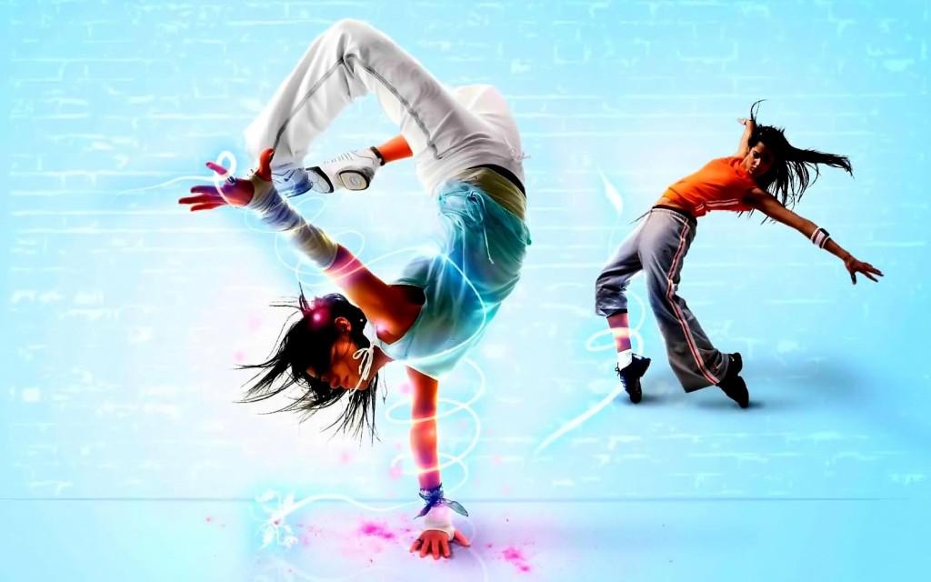 Acrobatic Break Dance wallpapers HD