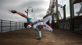 Acrobatic Break Dance Photo Free