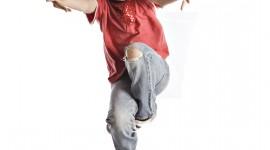 Acrobatic Break Dance Wallpaper For IPhone