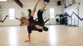 Acrobatic Break Dance Wallpaper HQ#1