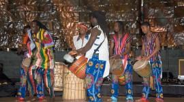 Afro Dance Photo