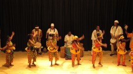 Afro Dance Wallpaper Full HD