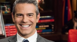 Andy Cohen Desktop Wallpaper Free