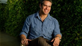 Andy Cohen High Quality Wallpaper