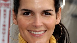 Angie Harmon Wallpaper For IPhone Download