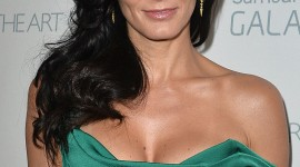 Angie Harmon Wallpaper For IPhone Free