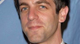 B.J. Novak Wallpaper Download Free