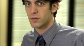 B.J. Novak Wallpaper For IPhone Free