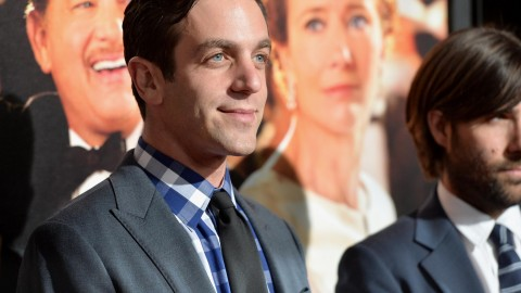 B.J. Novak wallpapers high quality