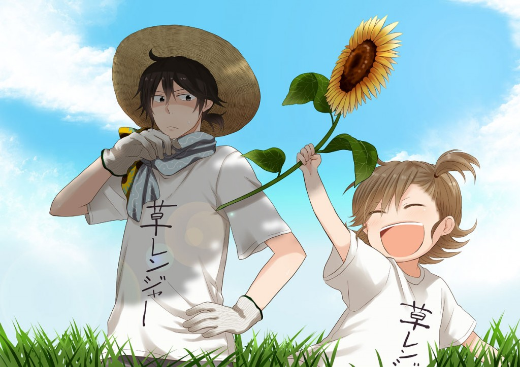 Barakamon wallpapers high quality download free - High quality anime pictures ...