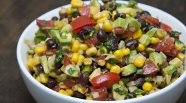 Bean Salad Desktop Wallpaper